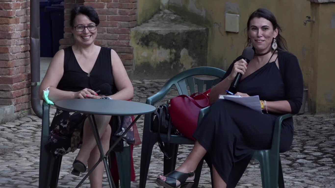 Quarta Giornata - Anna Ersilia Pavani Presenta