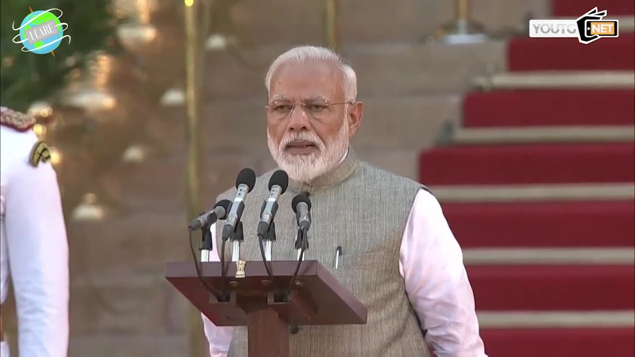 Il trionfo di Narendra Modi