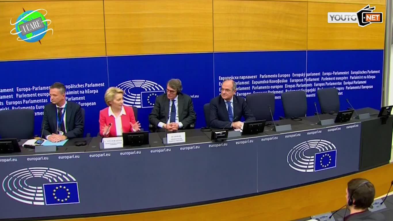 L'insediamento della nuova Commissione Europea