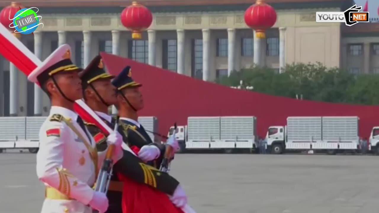 Il 70esimo anniversario della nascita della Repubblica Popolare Cinese
